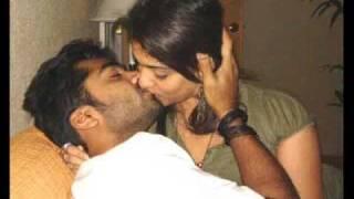 simbu kiss the nayantara