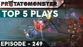 League of Legends Top 5 Plays Week 249
