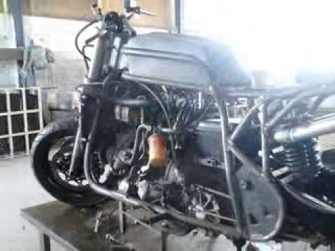 moto com motor AP