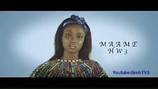 Ebony Reigns -  Maame Hwe : Official Video (HD)