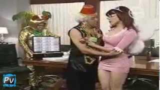 getlinkyoutube.com-LA HADA LUCECITA con Carloz Vilchez en el especial del humor