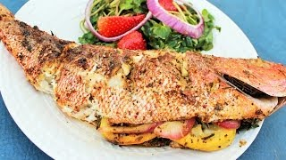getlinkyoutube.com-How to Grill Red Snapper