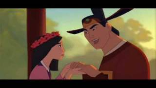 getlinkyoutube.com-Mulan and Shang Hanging by a Moment