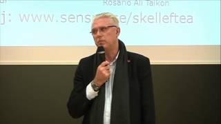 Ola Kellgren tipsar om Berättarfestivalen i Skellefteå