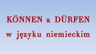 getlinkyoutube.com-Können a Dürfen - różnice