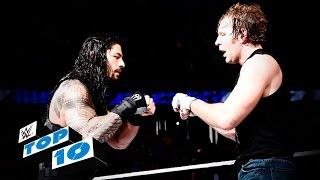 getlinkyoutube.com-Top 10 WWE SmackDown moments: April 30, 2015