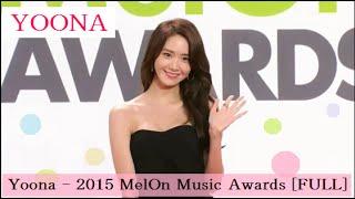 getlinkyoutube.com-151107 [SNSD] Yoona [Full Cut] (少女時代) - 2015 MelOn Music Awards Red Carpet [1080p]