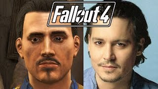 getlinkyoutube.com-FALLOUT 4 - TOP 5 CELEBRITY CHARACTER CREATIONS (#2)