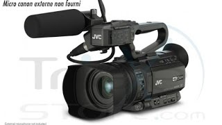 getlinkyoutube.com-Test JVC GY-HM200E