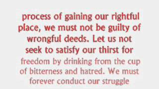 getlinkyoutube.com-Martin Luther King Jr   I Have A Dream speech with text