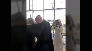 getlinkyoutube.com-استقبال عبدالكريم الحربي المدينه المنوره