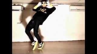 getlinkyoutube.com-Robot Dance 2015 Free Style With Magic Feet.