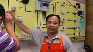 getlinkyoutube.com-DIY Workshop  - การเปลี่ยนปลั๊กไฟ