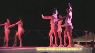 CARIATI Manifestazione Scuola di ballo EURODANCE di Sandra Galati  23-07-2011