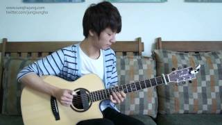 getlinkyoutube.com-(Owl City & Carly Rae Jepsen) Good Time - Sungha Jung