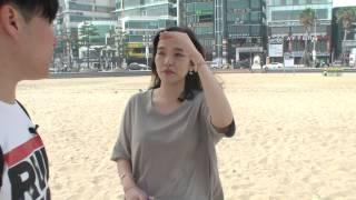 getlinkyoutube.com-[1] VJ현수 제3회 부산 국제코미디페스티벌 광안리&경대 방송 - KoonTV