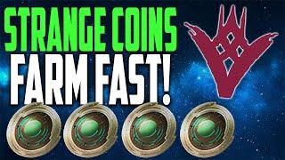 """getlinkyoutube.com-The Taken King: """"Strange Coins"""" Fast Farming - How to Get Strange Coins Farm (Taken King) N"""