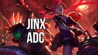 getlinkyoutube.com-League of Legends - Slayer Jinx ADC - Full Game Commentary