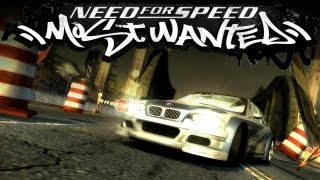 getlinkyoutube.com-NFS Most Wanted [XB360] - BMW M3 GTR Special - Race for the Completition!