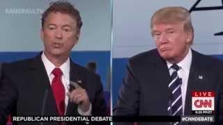 getlinkyoutube.com-FULL Rand Paul Highlights from CNN GOP Debate