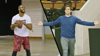 Chris Paul & Aaron Rodgers Edition | Dude Perfect width=