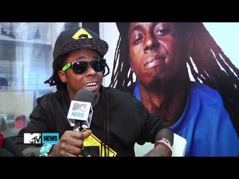 Lil Wayne Talks Chris Brown & Drake Beef (HD)