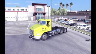 getlinkyoutube.com-Mack Pinnacle Test ATS