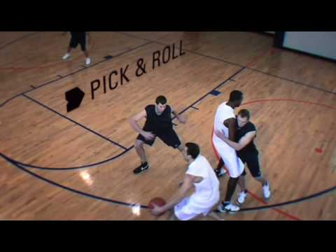 Manu Ginobili - Signature Moves: Eurostep