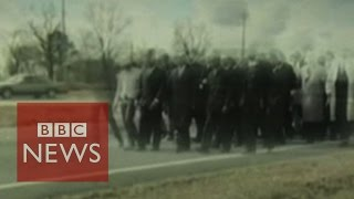 Selma to Montgomery: Retracing the march - BBC News. The BBC's Aleem Maqbool spent this week retracing the path from Selma to Montgomery in the US state of Alabama to find out what has and what has no