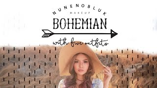 getlinkyoutube.com-สอนแต่งหน้าสไตล์ Bohemian   NOBLUK