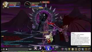 getlinkyoutube.com-Rise of Queen of monsters AQW and facing all 13 chaos lords
