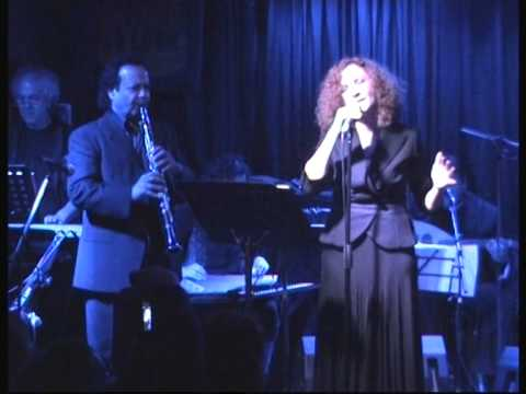 'Τρία καράβια'-Γλυκερία/Glykeria- Half Note Jazz Club 14/4/14 by Christos1977gr