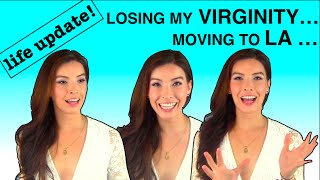getlinkyoutube.com-LIFE UPDATE!: LOSING MY VIRGINITY, MOVING TO LA AND QUITTING MY JOB | Caroland