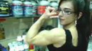 getlinkyoutube.com-Miriam Sanchez: Beauty of Bodyfitness in Spain