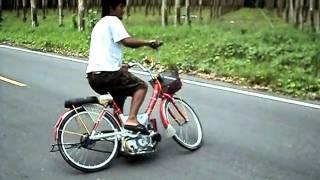 getlinkyoutube.com-จักยานต์ใส่เครื่อง(เนสเซอร์วิส)
