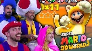 getlinkyoutube.com-Super Mario 3D World is AWESOME!