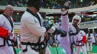 Tang Soo Do - Teamsparring EMTF Euro 2014