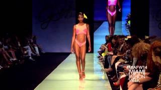 getlinkyoutube.com-G. Saints Swimwear at Miami Fashion Week 2014