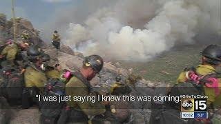 getlinkyoutube.com-New video from the fallen Granite Mountain Hotshots