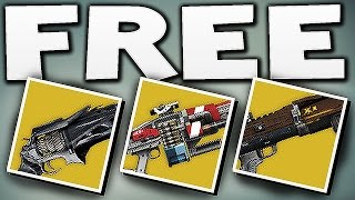 getlinkyoutube.com-Destiny - HOW TO GET FREE EXOTIC BOUNTY WEAPON !!