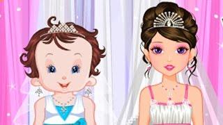 getlinkyoutube.com-Baby Lisi Game Movie - Baby Lisi Wedding Cake - Baby Games for Kids - Dora The Explorer