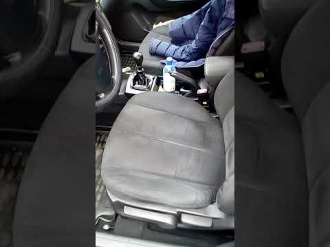 Результат ремонта просиженной сиденья Хендай Элантра j4
