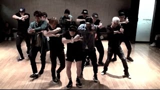 getlinkyoutube.com-BIGBANG - 뱅뱅뱅 (BANG BANG BANG) Dance Practice Ver. (Mirrored)