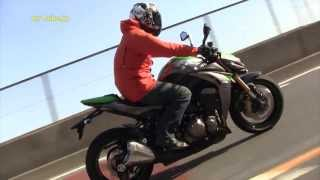 getlinkyoutube.com-2014 Kawasaki Z1000 Road Test WEB Mr. Bike