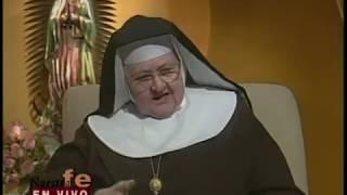 getlinkyoutube.com-Nuestra Fe en Vivo -  Madre Angélica - Mayo 28, 2001