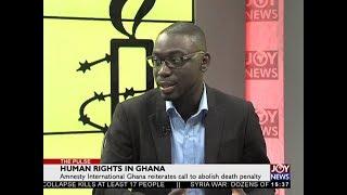 Human Rights in Ghana   The Pulse on JoyNews 20 2 18