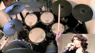 getlinkyoutube.com-Touch Me - The Doors (Drum Cover) drumless track used