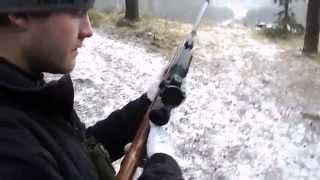 getlinkyoutube.com-СМЕРШ Р7 Пневматическая винтовка