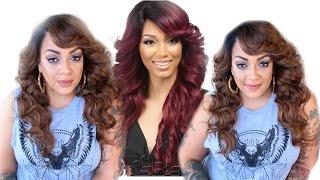 getlinkyoutube.com-CHARLIE ANGELS HAIR ♡  ITS A WIG Noelle ♡ COLLAB VIDEO ♡ Samsbeauty.com
