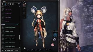 getlinkyoutube.com-Blade and Soul NA: All Female Costumes (Uncensored)